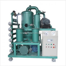 Series ZYD 9000LPH transformer oil filtering and reclamation machine