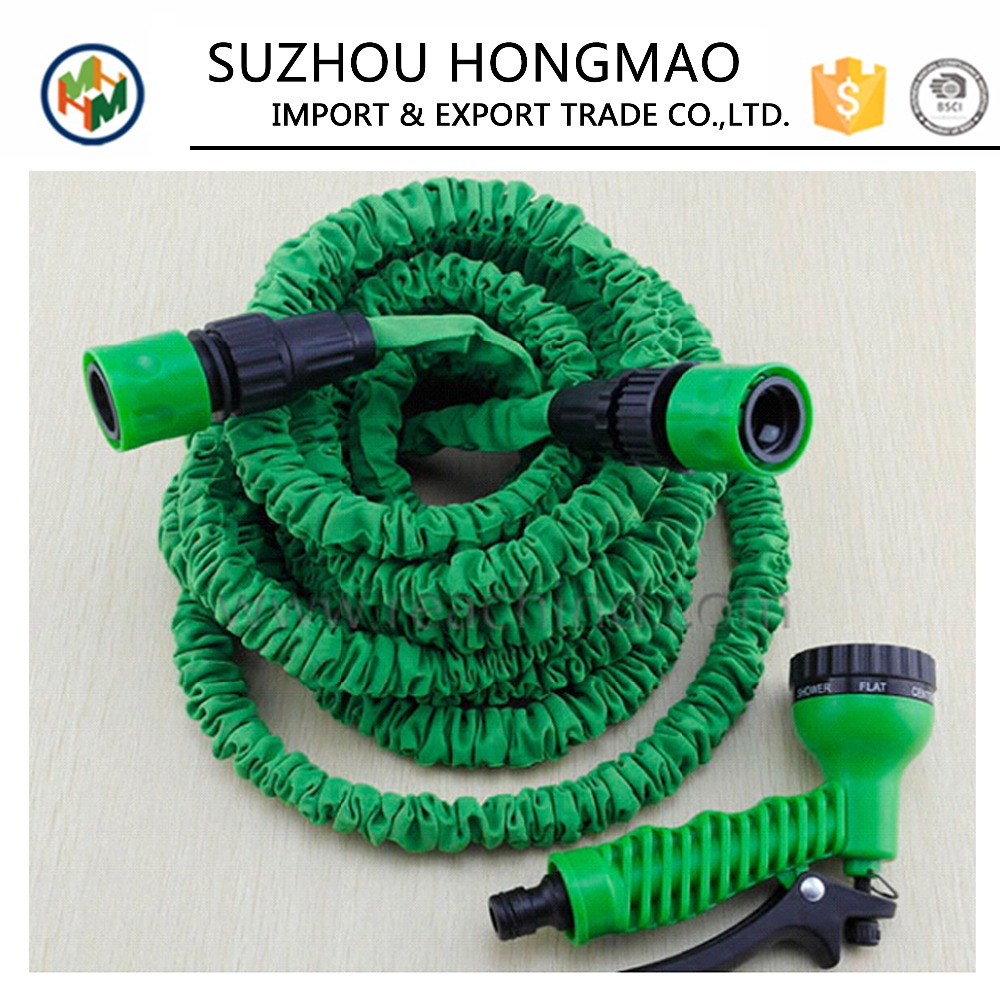 Magic spray nozzle flexible Garden Hose /Gartenschlauch