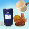 liquid silicone with hardener/clear liquid silicone rubber
