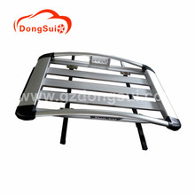Factory Wholesale Aluminum Bracket Removable Universal Luggage Car Roof Rack
