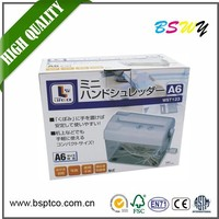 free samples Good price stylish electric blanket paper box