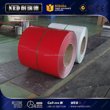 color coated aluminum sheet coil for roofing and cladding system