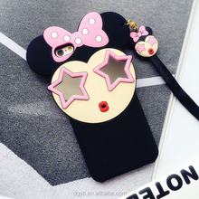 android phone silicone case mobile cover maker for lady use