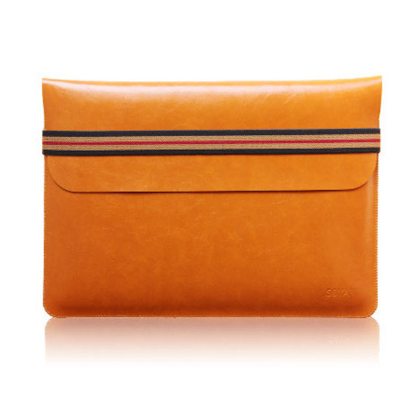PU Leather Pouch for iPad Pro 12.9""