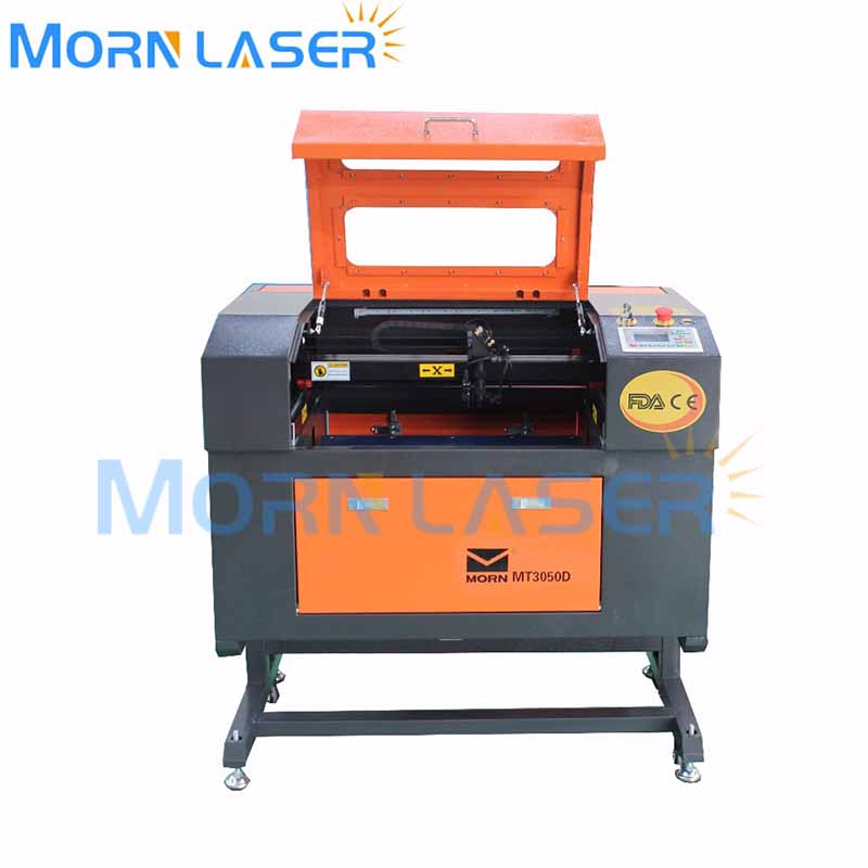 50 and 60w Mini CO2 Laser Engraving Machine for Nonmetal