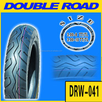 Factory price wholesale high quality tubeless 300-8 motorcycle tire