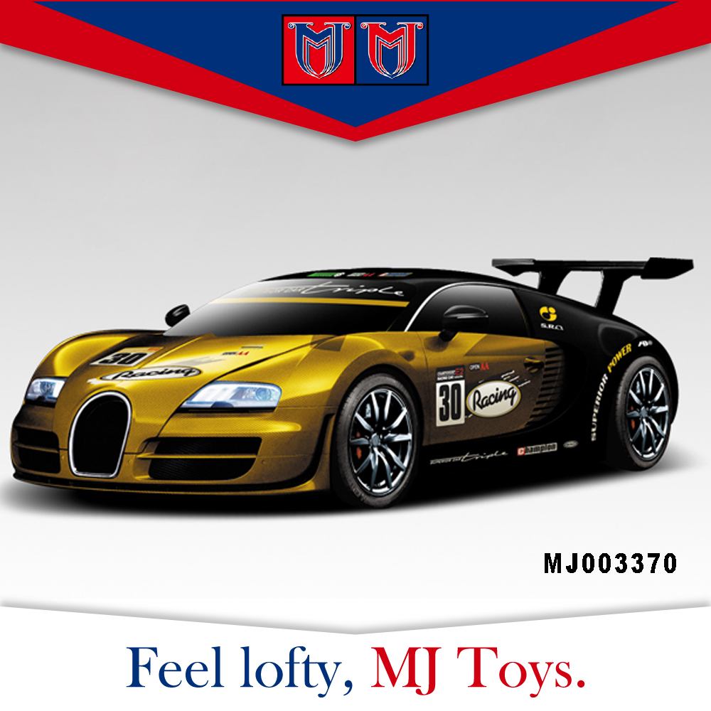 High quality diy funny rc toy nitro car kit for sale