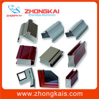 6000 Grade 6063 6061 6063A T5 T6 Extrusion Frame wholesale aluminum section for door frame