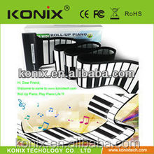 61keys portable keyboard piano OEM/ODM supported perfevt sound