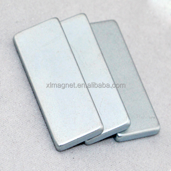 16x8x3mm Electric Products Used Rectangle Durable Permanent Magnet