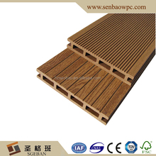 Eco-friendly waterproof Natural Color Wpc Deck <strong>Flooring</strong>