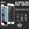 5.5 inch Gorilla 3D Curved Full Cover tempered glass screen protector for iphone 6 Plus