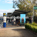 Linso outdoor bus station LED display