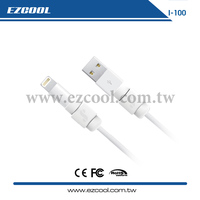 Doungguan Factory- SMART CLIPS TO PROTECT SMARTPHONE CABLE - i-100