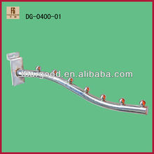 High Quality Waterfall Supermarket Display Hook for Clothes Hanging