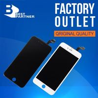 Factory outlet lcd for iphone 6 display assembly