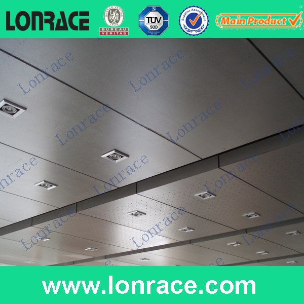 various color painted fiber cement ceiling board/ Fcb