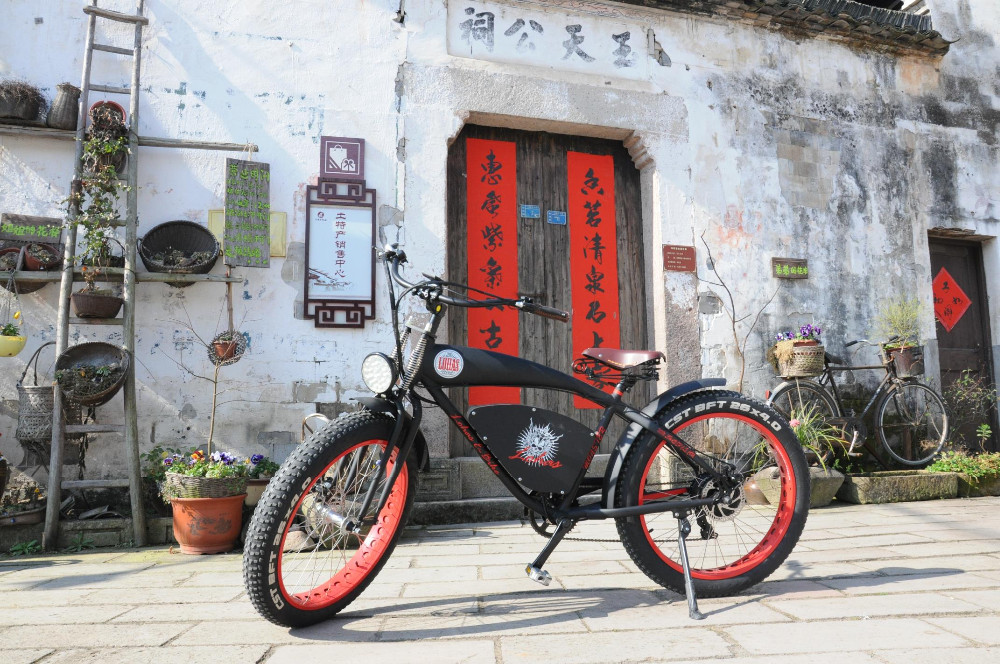 2015 new 26 inch E Bike mountain e bike with hidden battery and CE