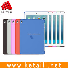 Good quality original style custom design soft shockproof universal style silicone rubber tablet PC case cover bumper for iPad