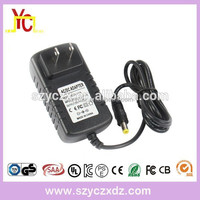 AC/DC EU US UK AU wall plug 12V 1A 1.25A 1.5A 2A 2.5A 3A charging adapter for microsoft surface pro 3 electric bike