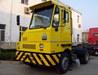 SINOTRUK HOVO 4X2 Terminal Truck for hot sale/ Terminal Tractor