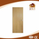 Veneer laminated wood door/veneer wooden flush door/paint colors exterior door with glass