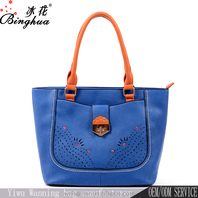 Fashion hand bags women leather turkish leather bags