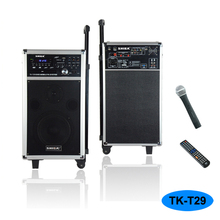 Tk-t29 konkurrenzfähiger preis 10 zoll trolley DVD/<span class=keywords><strong>CD</strong></span>/fm Musikanlage Referent elektronisches