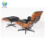 Top quality home leather lounge chair