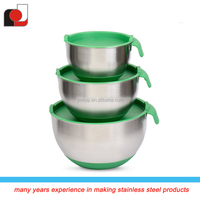 2016 New Style Stainless Steel Mixing Bowl