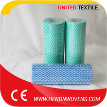Strict Quality Management System, Competitive Price Printed Spunlace Non Woven Fabric
