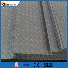 Q235B Large Stock Carbon Steel ms chequered plate Stock Sizes chequered plate design