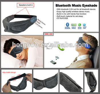 BME-900S manufacturer super soft sleep 3D eye mask for women and men