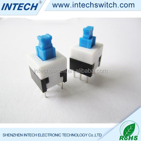 OEM Black floor lamp foot switch Push button switch