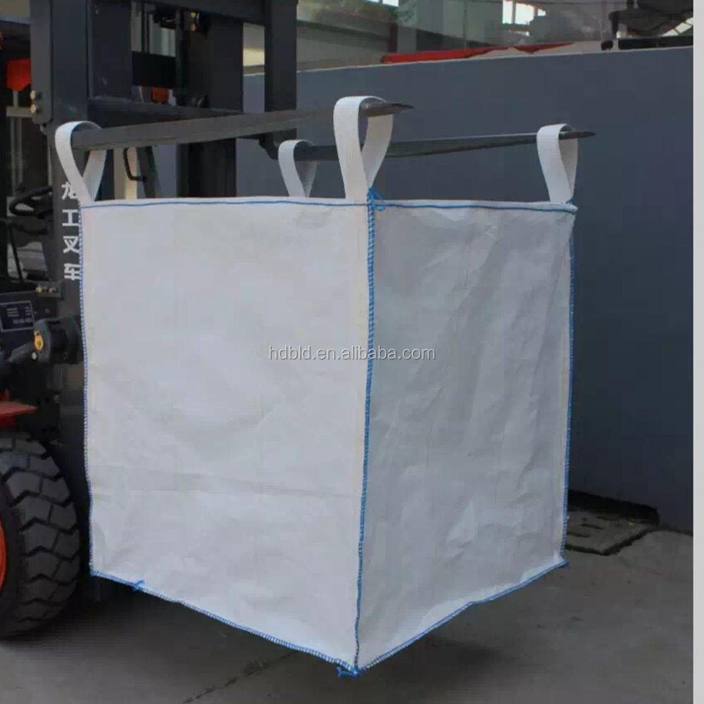 Factory supply New Resin 1000Kg white Color Jumbo Bag