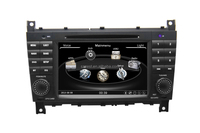 car stereo GPS DVD player BT/SD/AUX For Mercedes BENZ C-class W203( 2004-2007 )Auto Stereo car dvd player gps navigation