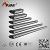 4X4 accessories LED Head Driving Light Bar 250W for Jeep Unimog Off-road vehicles and desert cars, IP68 6000K CE RoHS