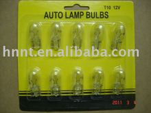 Gauge Lamp/Instrument Lamp T10 Clear 12V 5W