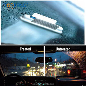Windshield Glass Water Rain Repellent APPLICATIONS Stealth Wipers Glass Treatment