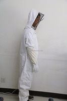Beekeeping protection suit/bee keeper suit/overall cotton beekeeper jacket