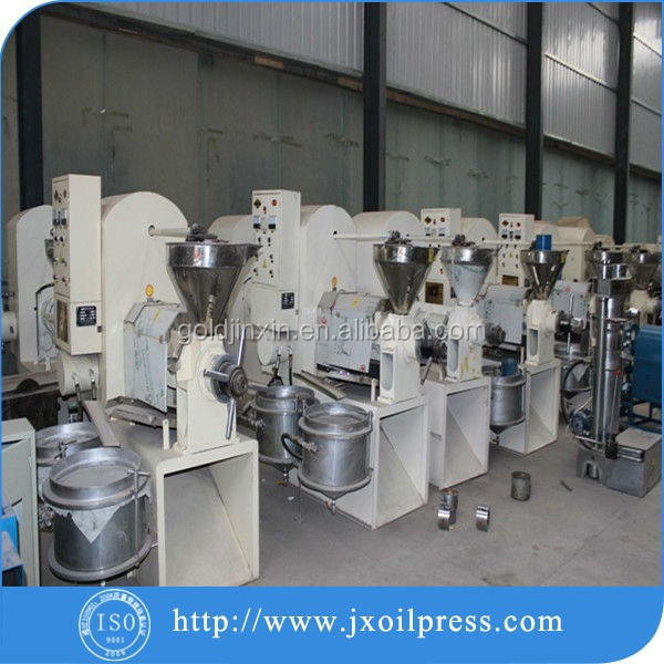 Automatic peanut small cold press oil machine