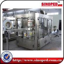 Small Beer Keg Filler Filling Machine
