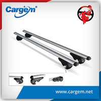 Quick delivery time extrusion aluminum universal car roof racks