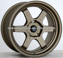 jwl via aluminum wheels