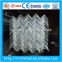 tianjin unequal angle beam/galvanized angle steel
