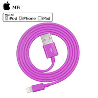 China supplier 3ft high speed MFi usb shielded cable