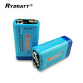 hot sale rechargeable 9V 250mAh nimh battery for R/C controllers