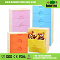 Hot Sale Plastic CD Storage Cabinets /Individual Drawers For Cabinets