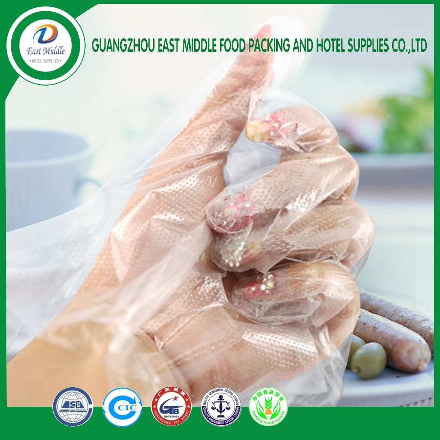 disposable PVC medical gloves disposable veterinary long sleeve gloves