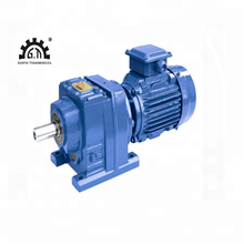 R Series Helical Bevel Speed Reducer Gear Box Transmission